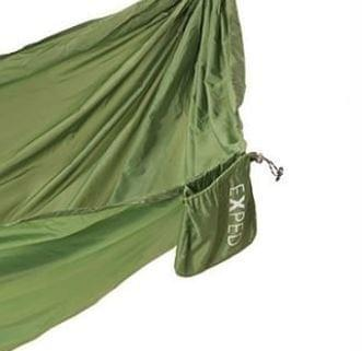 Exped Travel Hammock Plus Mossgreen
