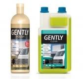Gently Actie Polish+Clean