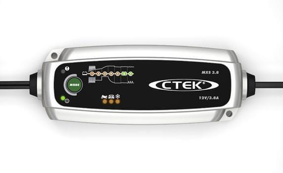 Ctek Acculader MXS 3.8