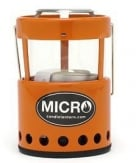 Adola Uco Micro Candle Lantern Orange