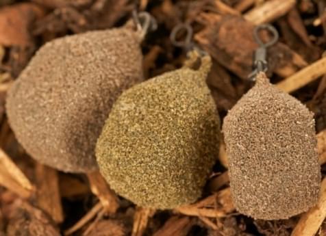 Korda Textured Square Pear Swivel