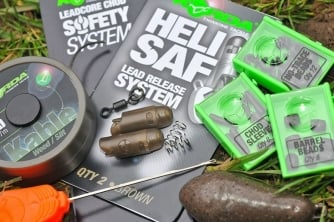 Korda Heli safe green