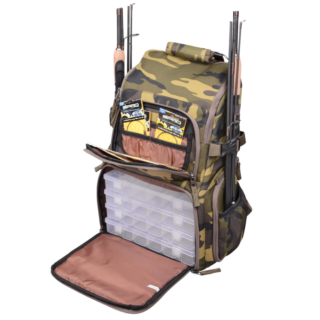 Spro Camouflage Bagpack
