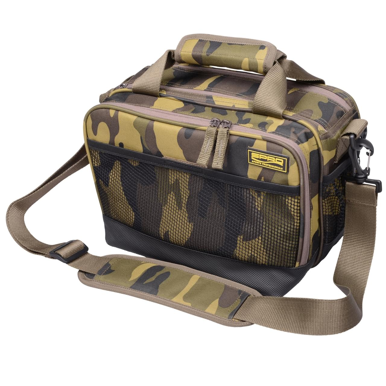 Spro Camouflage Tackle Bag 2