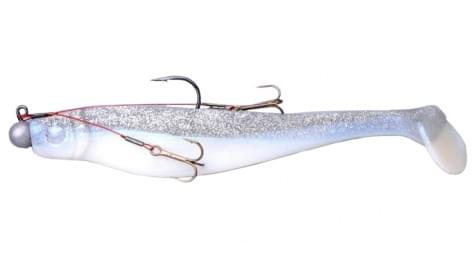 Spro Pike Fighter Shad Double Wire Stinger 12-8cm