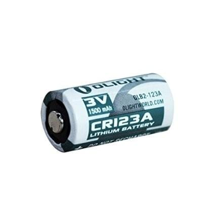 Olight CR123A Lithium Battery
