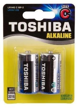 Toshiba Alkaline C