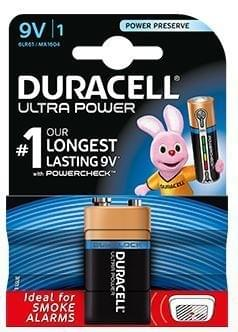Duracell Ultra 9V