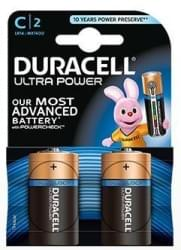 Duracell Ultra C