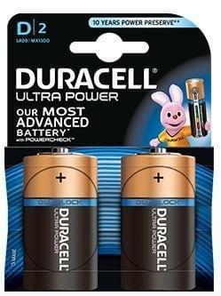 Duracell Ultra D-cell