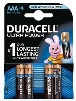 Duracell Ultra AAA