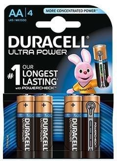 Duracell Ultra AA