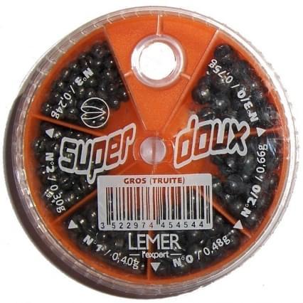 Lemer Lemer 90gr. 6-vaks Grof/Gros Truite