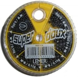 Lemer Lemer 90gr. 6-vaks Medium (Geel)