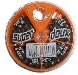 Lemer Lemer 60gr. 4-vaks Grof (Orange)
