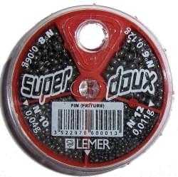 Lemer Lemer 60gr. 4-vaks Fijn/Fin (Rood)