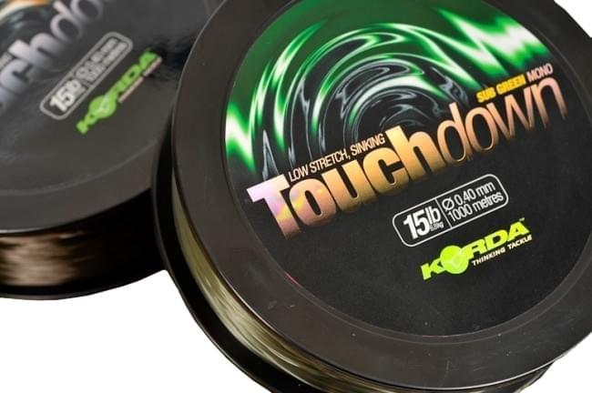 Korda Touchdown Green
