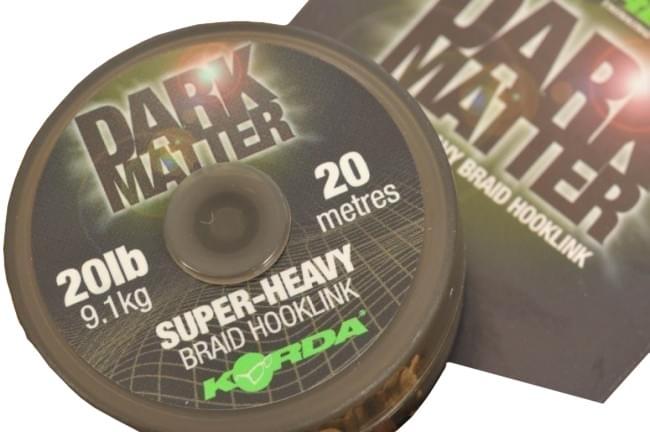 Korda Dark Matter braid 15Lb