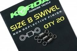 Korda Swivels Size 8