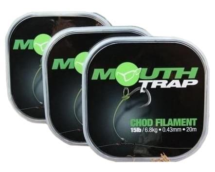 Korda Mouth Trap 20lb - 0.47mm