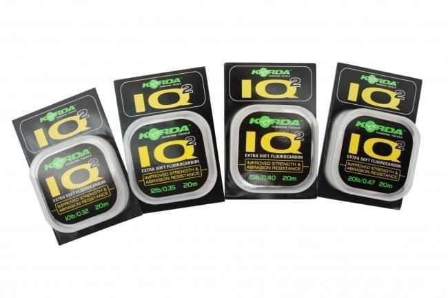 Korda Korda IQ Extra Soft Fluorocarbon Ho