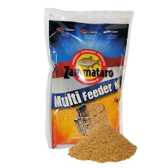 Zammataro Multi feeder 1 kg
