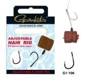 Gamakatsu HOOK BKS-adjust hair rig