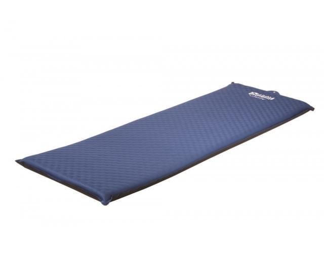 Human Comfort Stretchmat Lavardin slaapmat - Blauw