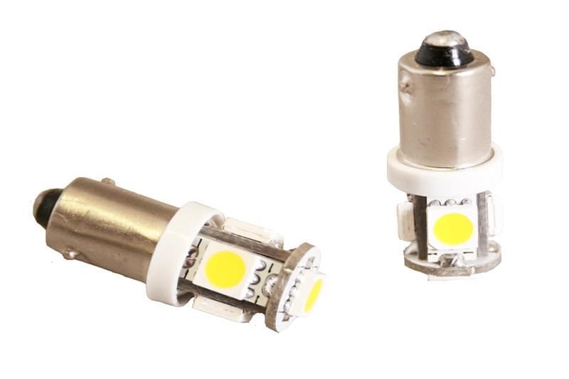 OCS Haba Led bulb BA9S 12 Volt 0,5 Watt