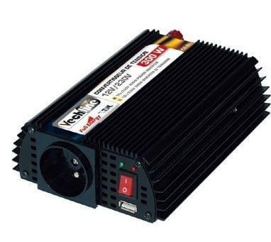 OCS Omvormer 12V - 230V 300W