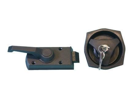 OCS Deurslot Fap 25 - 35 mm linksdraaiend