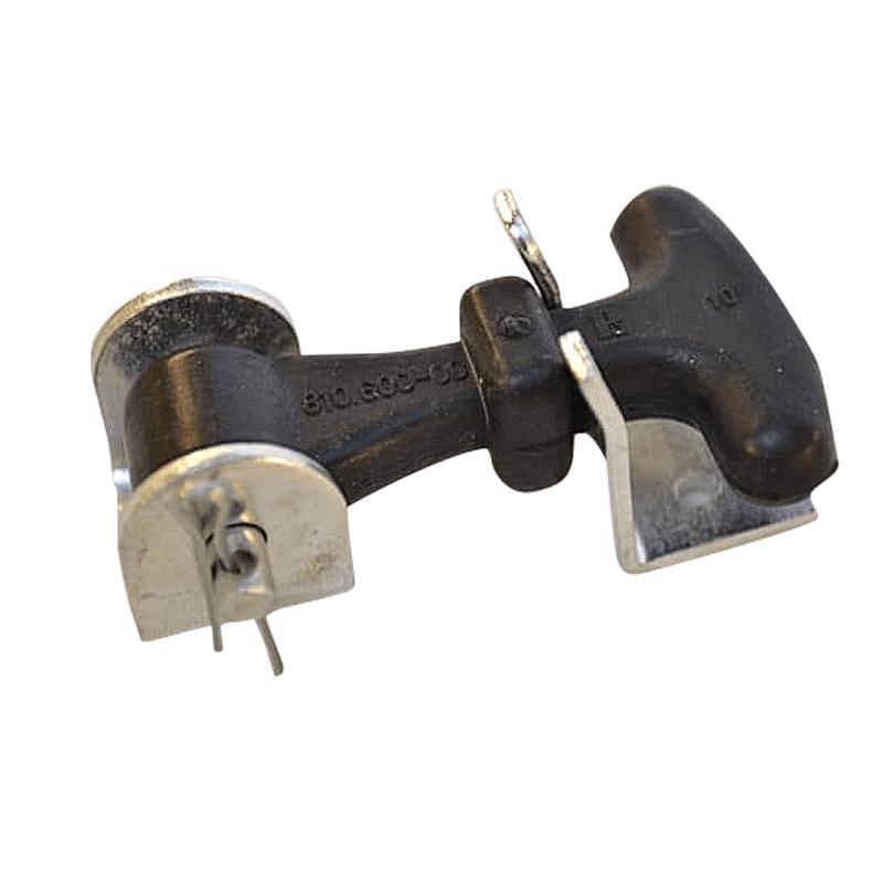 OCS Kofferdekselsluiting 70 mm rubber