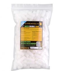 Strategy Soluble foam white