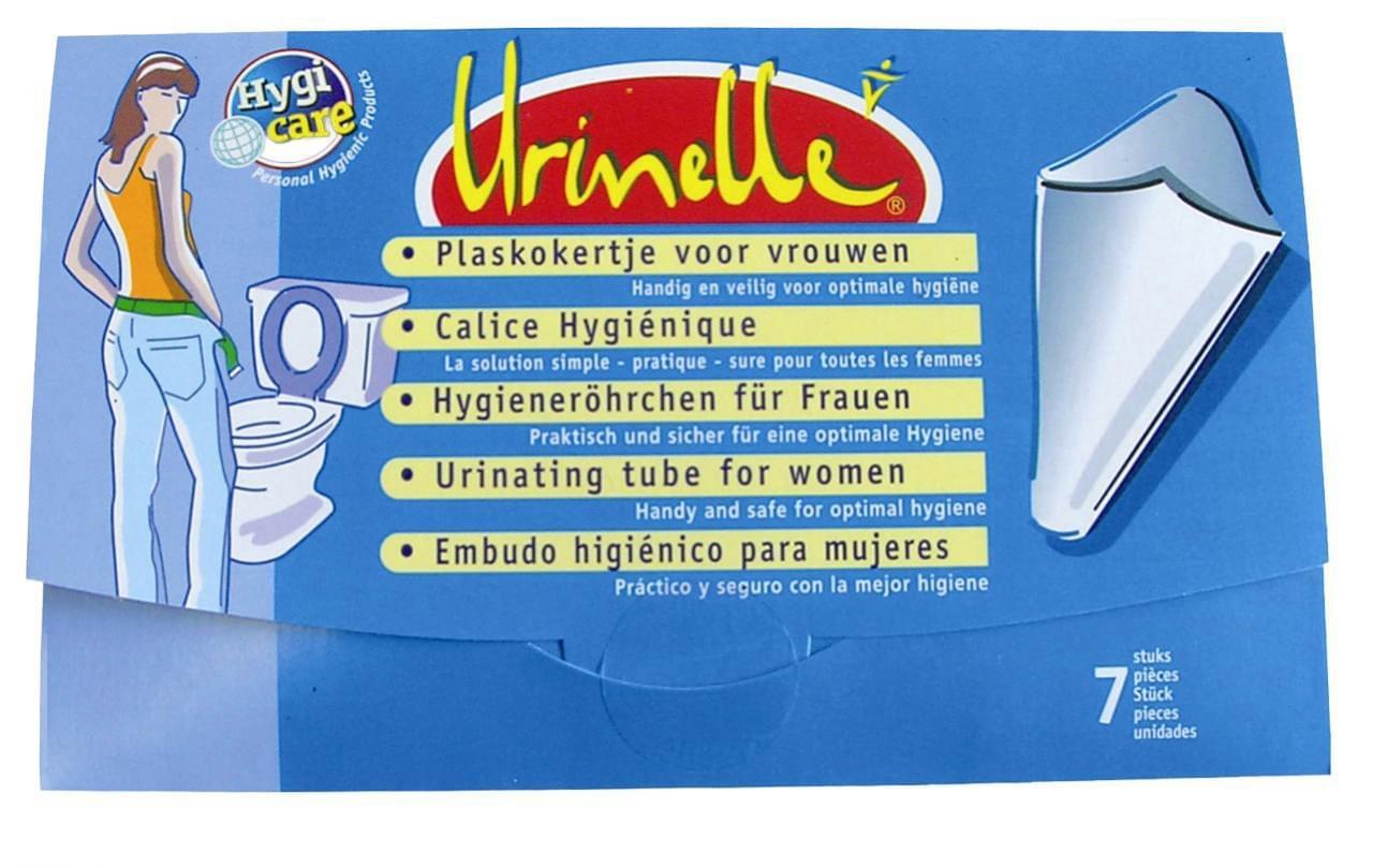 Urinelle Plaskokertje 7st