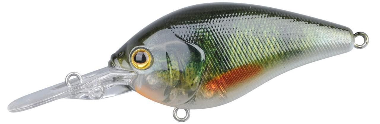 Spro Ikiru Crank-Sl Sfl Green Perch