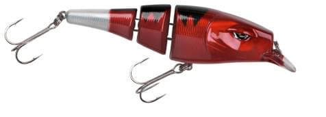 Spro PIKEFIGHTER TRIPLEJOINT REDHEAD 3PC