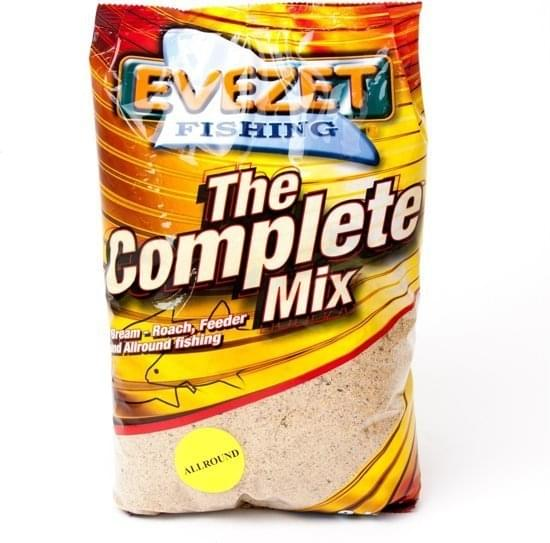 Evezet The Complete Mix Allround