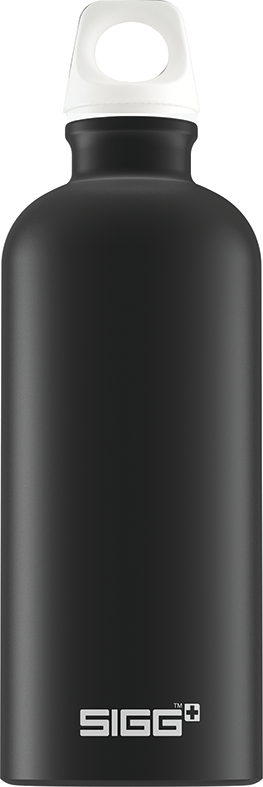 Sigg Traveller Black touch 0.6 L