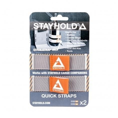 Stayhold Quick Strap x2