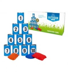 ML Outdoor Play Throwing Cans - Blikgooien
