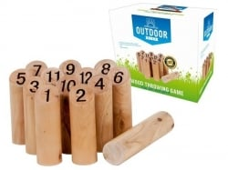 ML Outdoor Play Wooden Throw Game