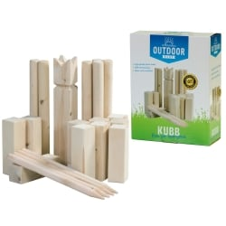 ML Outdoor Play Kubb Game