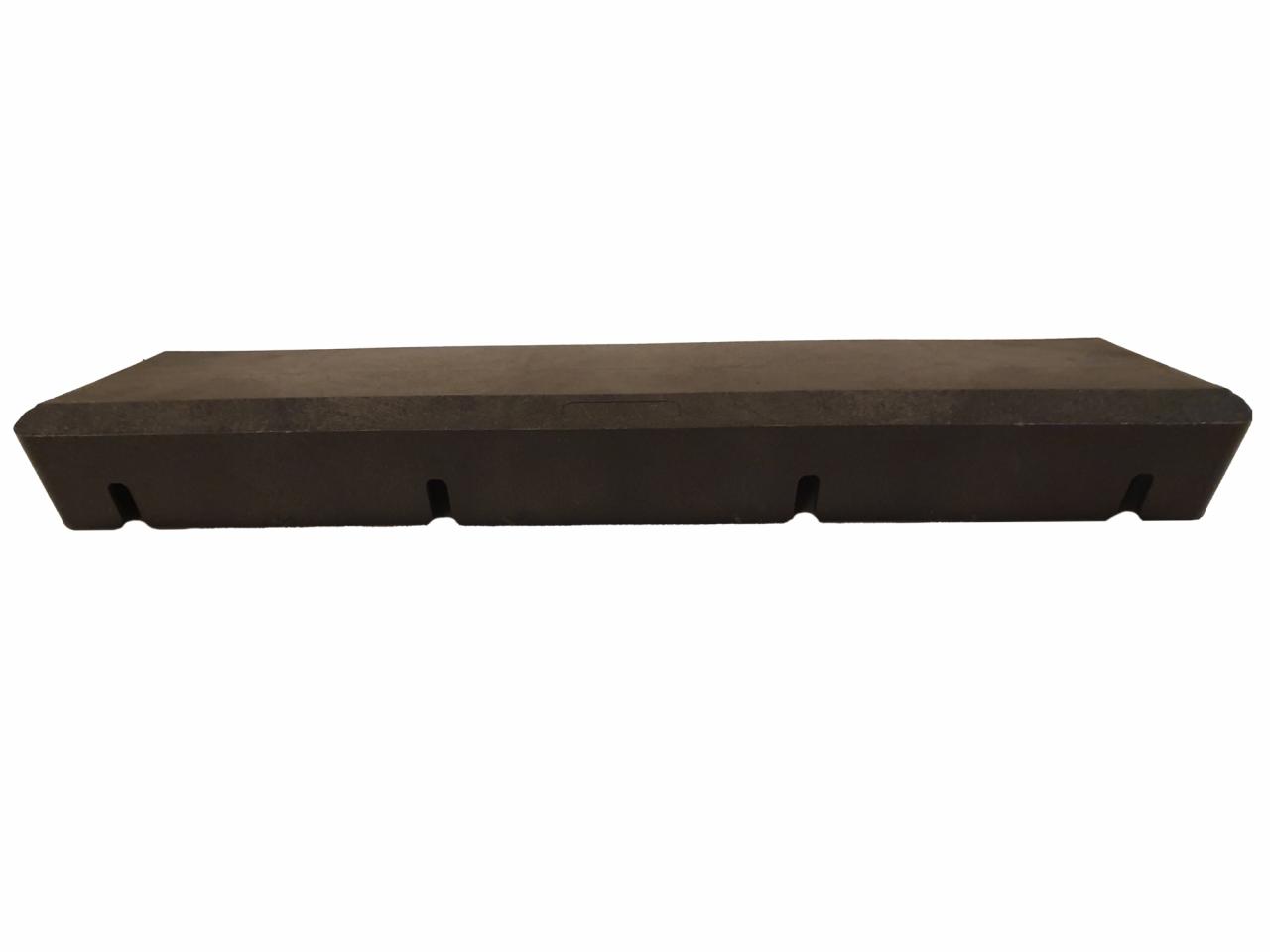 Kunststof zijstuk vloertegel onderkant