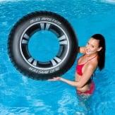 Intex zwemring autoband, 91 cm