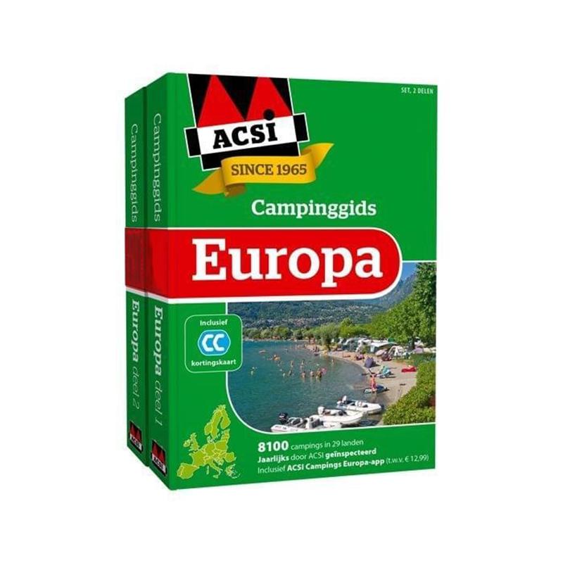 ACSI Europa Campinggids 2021