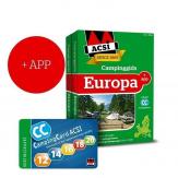 ACSI Europa Campinggids + App 2021