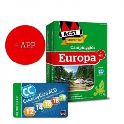ACSI Europa Campinggids + App 2020