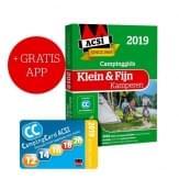 ACSI Klein & Fijn Kamperen Campinggids + App 2019