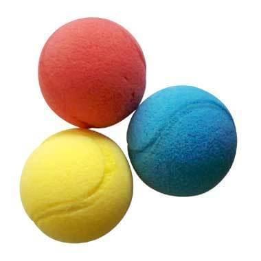 Softballen foam, 7cm