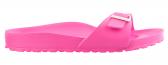 Birkenstock Madrid Neon Pink EVA Dames slippers